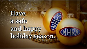 2014 Season's Greetings from the NHRA