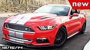 2015 Ford Shelby GT, Tony Hawk Flies Over Mini, Bugatti Speedster - Fast Lane Daily