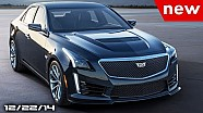 640-HP Cadillac CTS-V, Porsche 718 Cancelled, Lotus Crossover - Fast Lane Daily