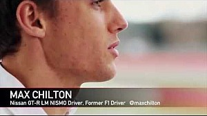 Max Chilton and Alex Buncombe LM P1 Drivers