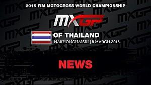 MXGP of Thailand highlights 2015