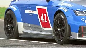 Audi TT Cup 2015 - Young Racing Talents