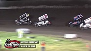 Highlights: World of Outlaws Sprint Cars Antioch Speedway March 29th, 2015