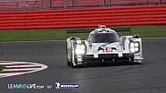 Los entrenamientos libres - 2015 WEC Silverstone 6 Horas - Michelin