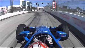 #INDYCAR In-Car Theater: Tony Kanaan at the Grand Prix of Long Beach