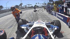 #INDYCAR In-Car Theater: Toyota Grand Prix of Long Beach
