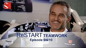 ReSTART: TEAMWORK (04/10) - Sauber F1 Team documentary