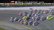 2012 Talladega Big One - Tony Stewart flip