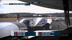 WEC 6 Hours of Spa-Francorchamps Race Start
