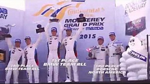 Michelin at the Monterey Grand Prix  - TUDOR United SportsCar Championship 2015)