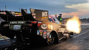 Cruz Pedregon is No. 1 in Funny Car at the NHRA #SouthernNats