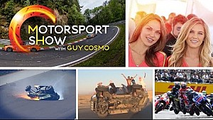 Motorsport Show with Guy Cosmo - Ep. 8