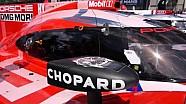 24 Heures du Mans - Les voitures prennent place pour la photo officielle