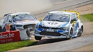 Mettet RX: Supercar Heat 3 Race 7 - FIA World Rallycross Championship