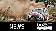 WRC - Rally Italia Sardegna 2015: Stages 6-8