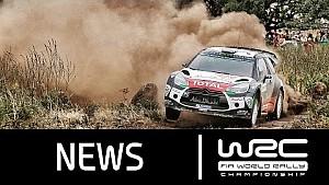 WRC - Rally Italia Sardegna 2015: Stages 6-8