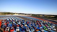 83 GT3 Entries - Paul Ricard Circuit combining Blancpain Endurance Series and GT Sports Club