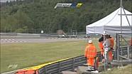 Formula 3 2015 Spa Francorchamps - Menezes Huge Flip