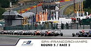 14th race of the 2015 season / 2nd race at Spa
