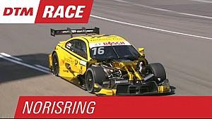 Timo Glock Loses Engine Bonnet - DTM Norisring 2015
