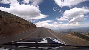 Pikes Peak 2015 - Jeremiah Fox