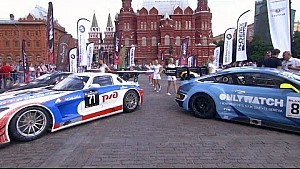 Blancpain Sprint Series  - Moscow - Event Highlights