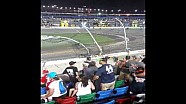 From the grandstand: Another angle on Austin Dillon's crash at Daytona