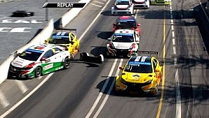 Vila Real streetrace highlights WTCC with Tom Coronel