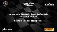 Lamborghini Blancpain Super Trofeo Asia 2015, Fuji Highlights