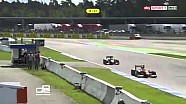 GP2 2012 Giancarlo Serenelli Crash Hockenheim (Germany 2012)