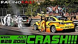 Racing and Rally Crash Compilation Week 28 July 2015