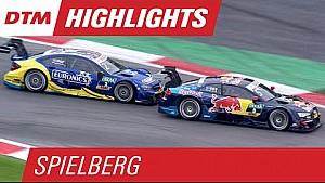 Race 1 Highlights - Rewind - DTM Spielberg 2015