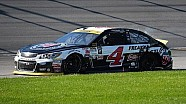 Accidente Kevin Harvick en Chicagoland