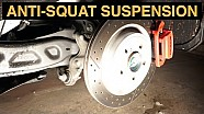 Anti-Squat Suspension Geometry - Explained