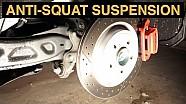 Anti-Squat Suspension Geometry - Explained