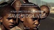 Save Kids Lives - Le film de Luc Besson pour la FIA