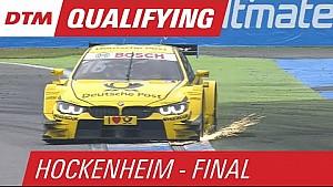 Drifting Timo Glock! - DTM Hockenheim - Finale 2015