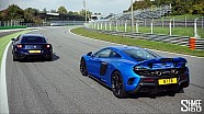 675LT and FF Photoshoots on Monza GP Circuit and Parabolica
