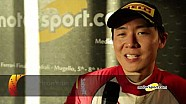 Finali Mondiali Ferrari | Podio Gara 1 Trofeo Pirelli APAC AM, le interviste