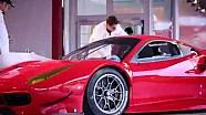 Ferrari 488 GTE in de nieuwe kleuren | Finali Mondiali Ferrari 2015