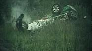 Авария Карлоса Сайнса на Ралли Мантта 1999 года