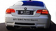 BMW M3 SOUND E92 V8 HMS X-PIPE + STOCK Revs Revving STANIC PERFORMANCE Comparison Vergleich