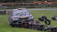 Westmeath Rallysprint 2015 (Flyin Finn Motorsport) Spins & Sideways
