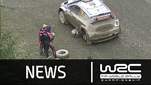 Wales Rally GB 2015: Stages 4-6
