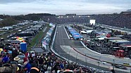 From the grandstand: Jeff Gordon pass for the lead at Martinsville
