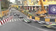 Macau GP - Juncadella and Giovinazzi crash