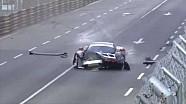 62e Macau Grand Prix Crash Compilatie: Vrijdag