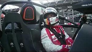ROC Skills Challenge - Sebastian Vettel