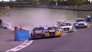 EKS in World RX: Last race of the season