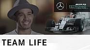 مراجعة لموسم لويس هاميلتون 2015 في الفورمولا واحد
